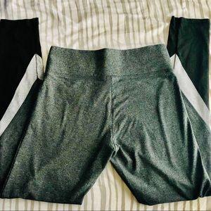Victoria Secret Sport grey athletic leggings med